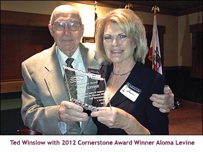 Cornerstone Award