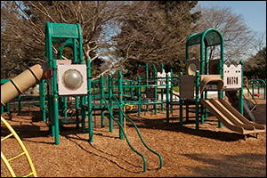 Playground at Pleasant Hill Park